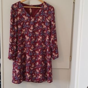 Airy Madewell floral dress